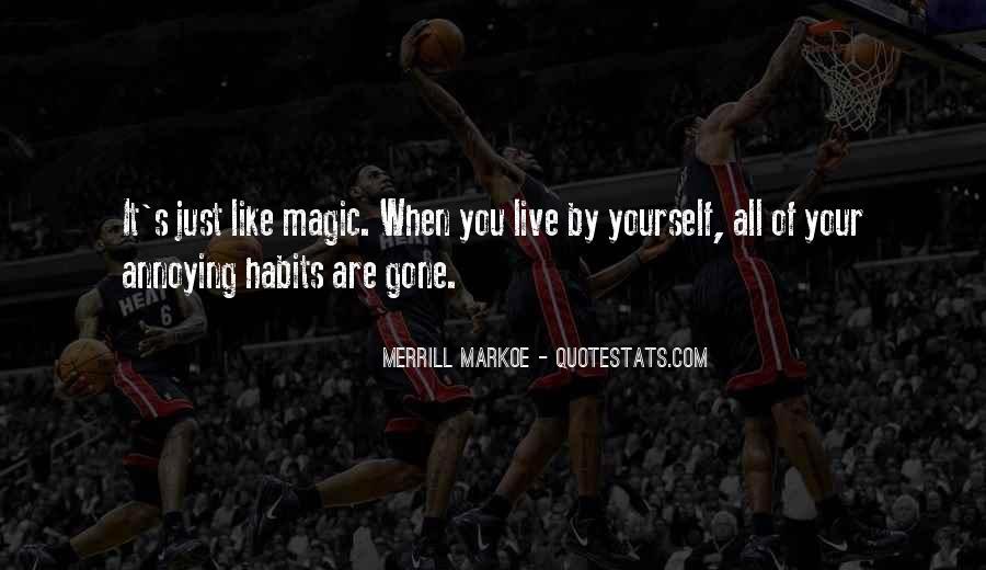 Merrill's Quotes #823363