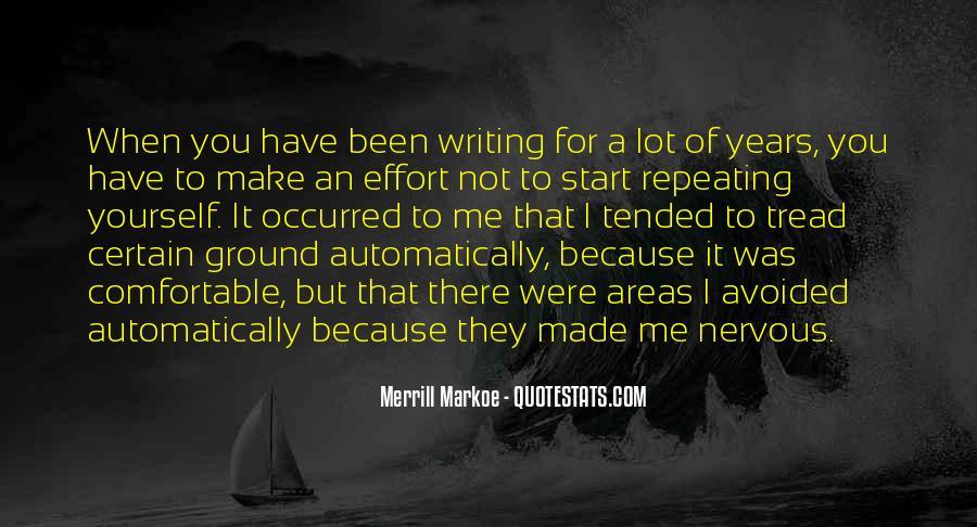 Merrill's Quotes #921680