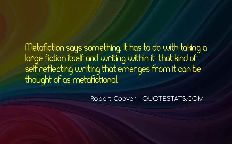Metafictional Quotes #1504824