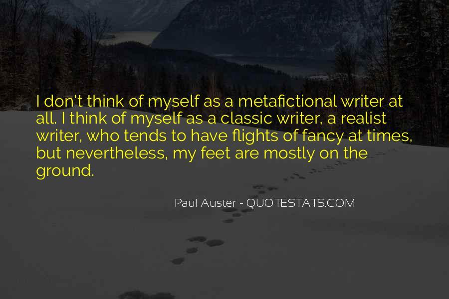 Metafictional Quotes #316518