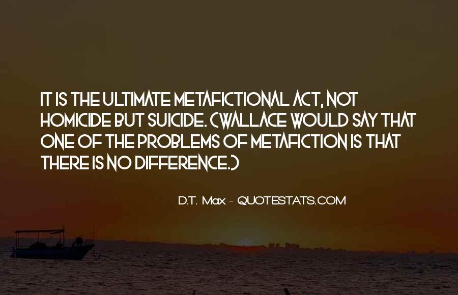 Metafictional Quotes #37629