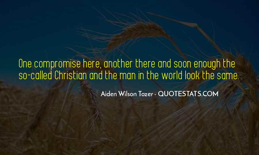 Quotes About The World And God #19794