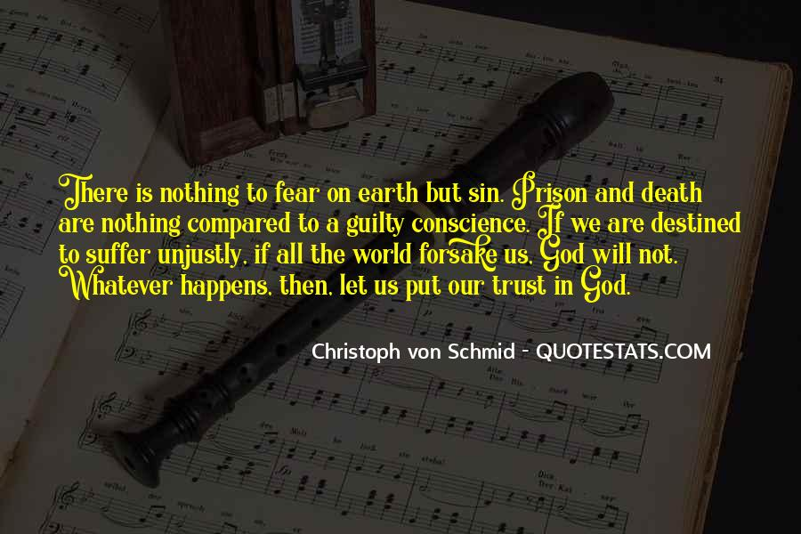 Quotes About The World And God #47288