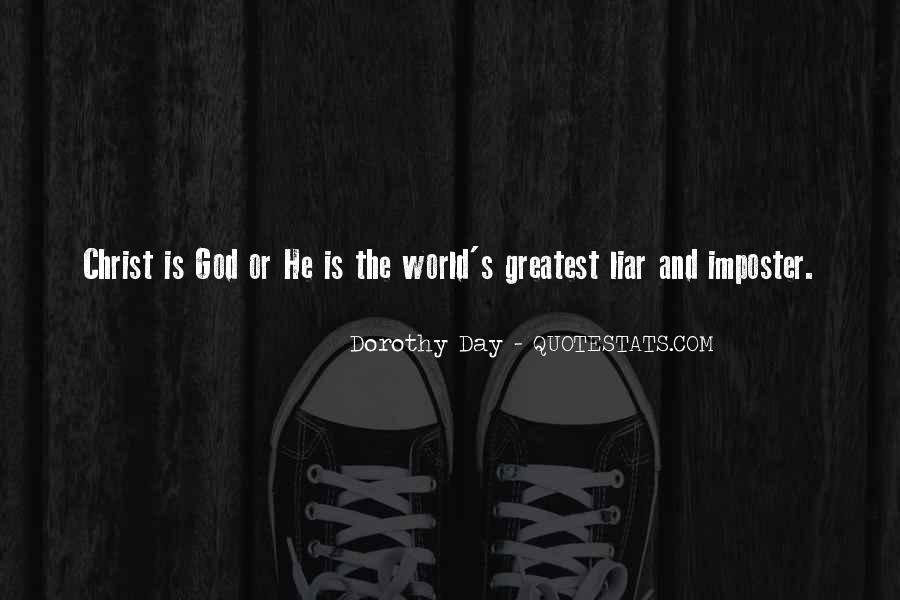 Quotes About The World And God #50341
