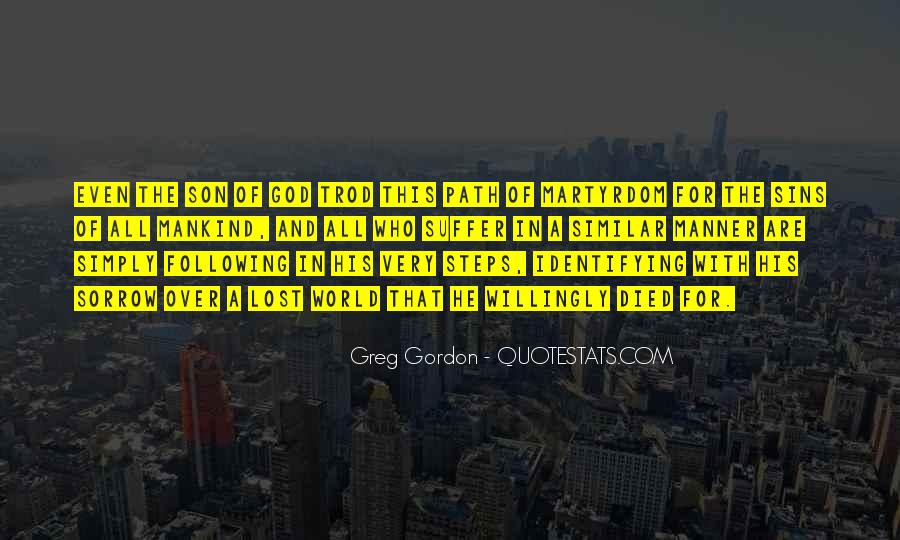 Quotes About The World And God #71020