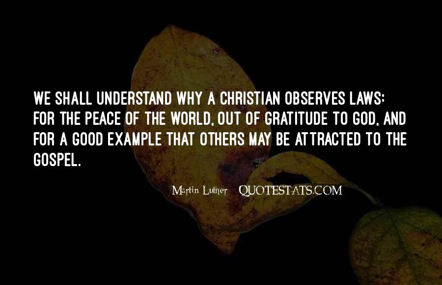 Quotes About The World And God #89897