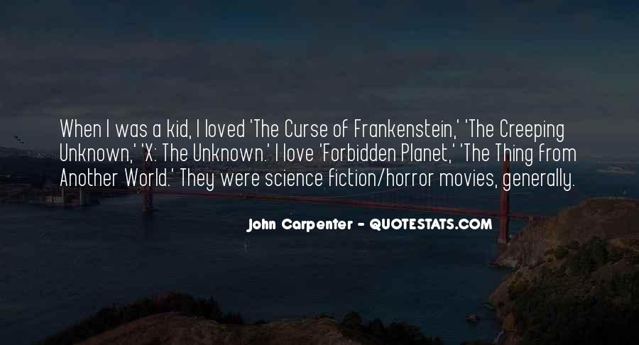 Quotes About Science In Frankenstein #601558