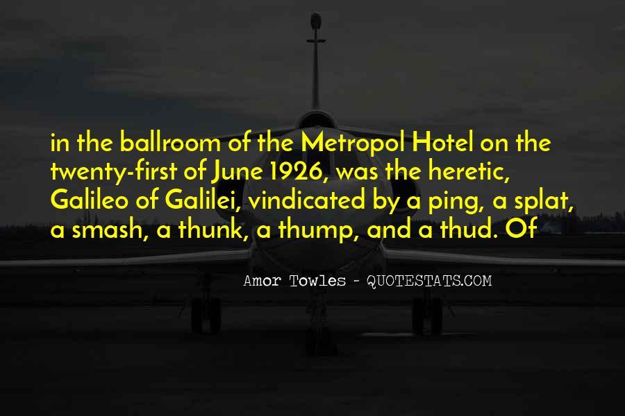 Metropol Quotes #735266