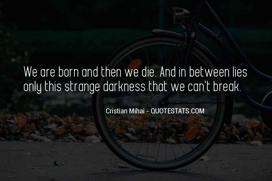 Mihai Quotes #277927