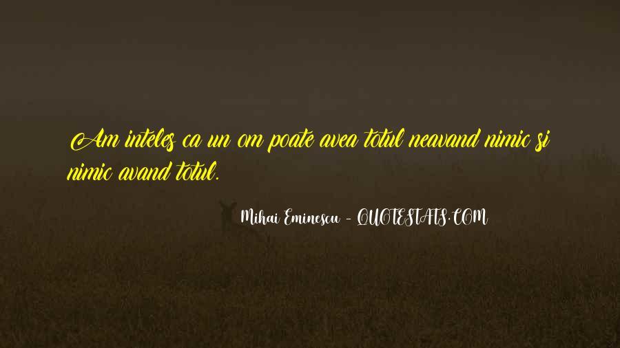 Mihai Quotes #649986