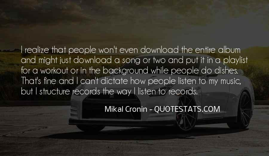 Mikal's Quotes #820593