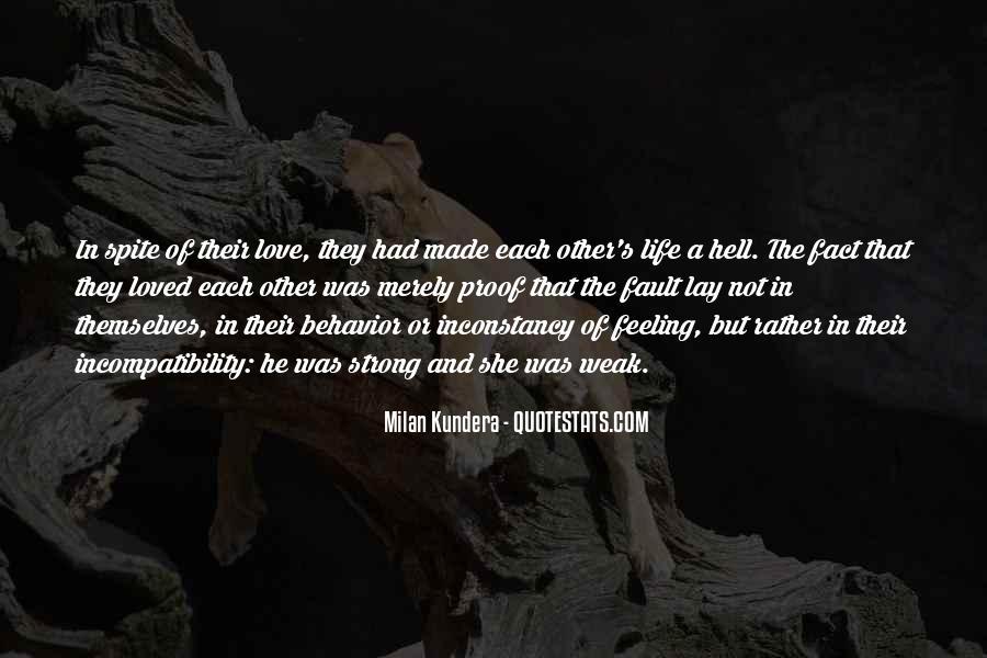 Milan's Quotes #116912
