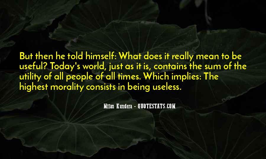 Milan's Quotes #405205