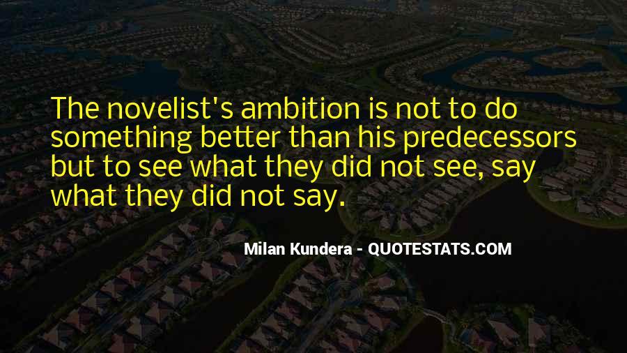 Milan's Quotes #490013