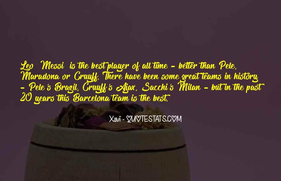 Milan's Quotes #496571