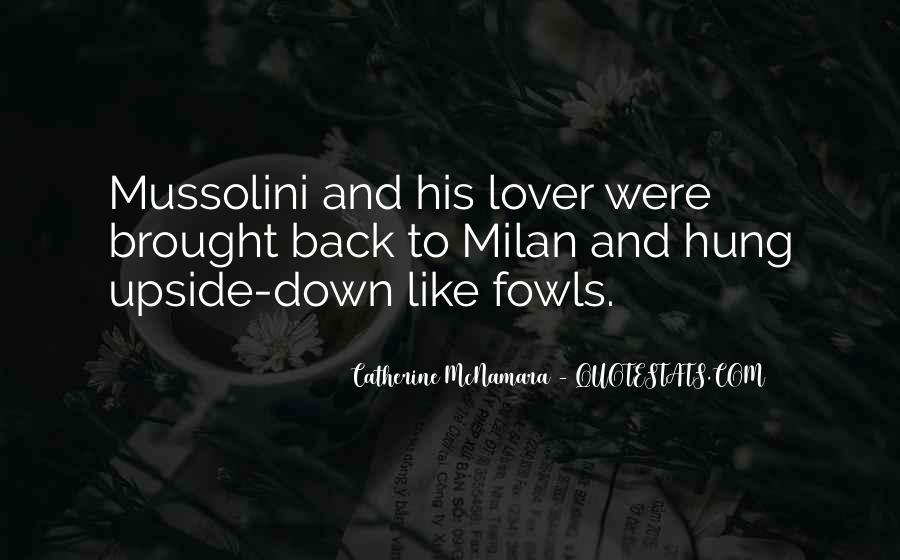Milan's Quotes #660012