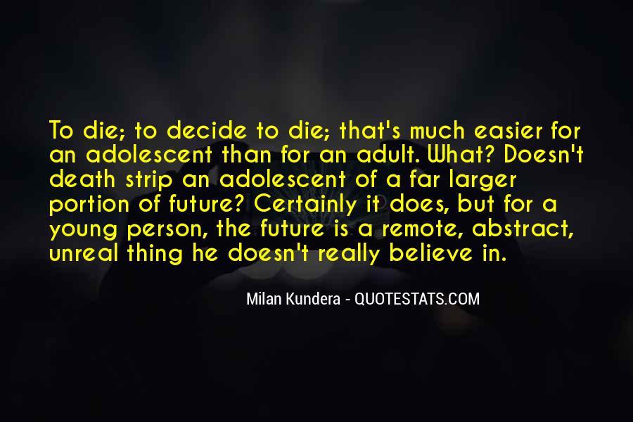 Milan's Quotes #962049