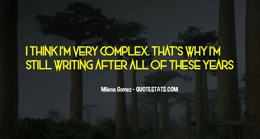 Milena's Quotes #1430083