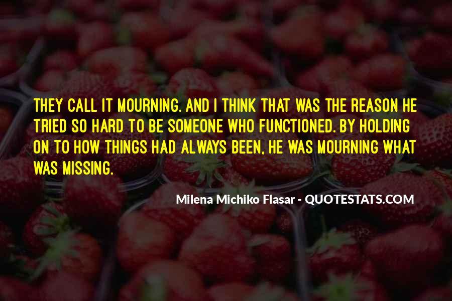 Milena's Quotes #1878671