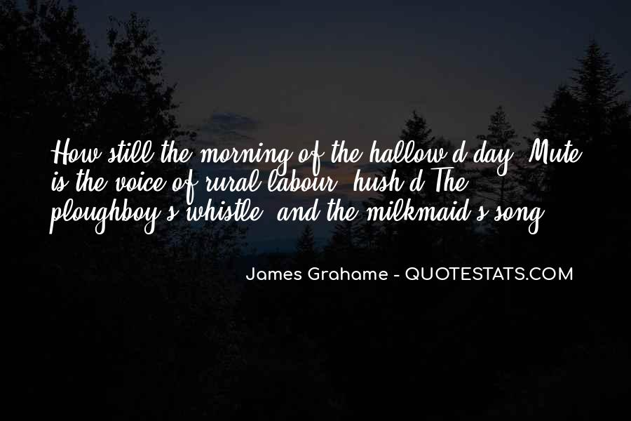 Milkmaid's Quotes #1155834