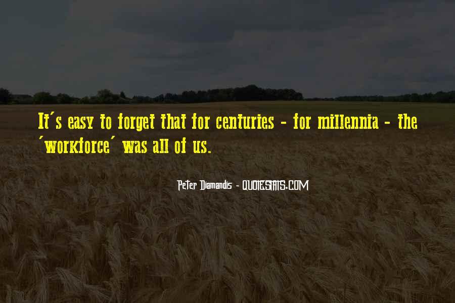 Millennia's Quotes #1263865