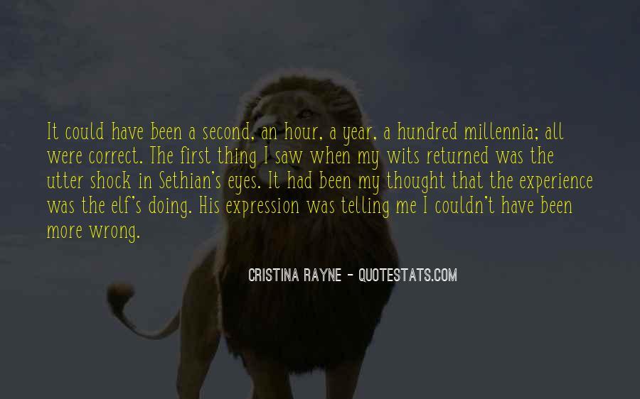 Millennia's Quotes #1322149