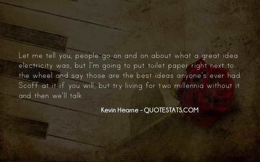 Millennia's Quotes #134044