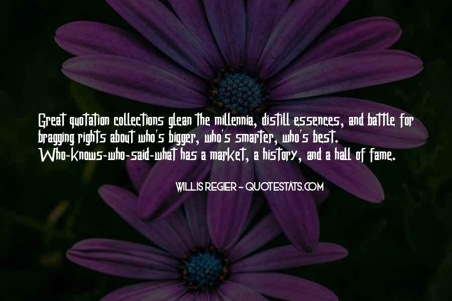 Millennia's Quotes #1429314