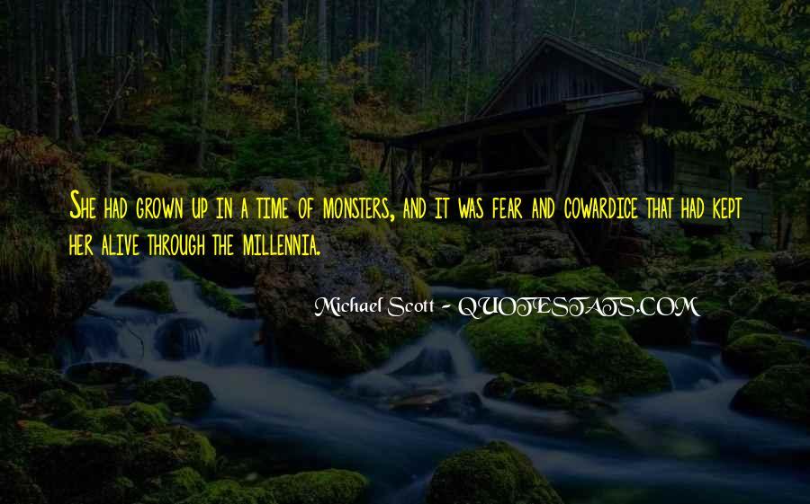 Millennia's Quotes #162755