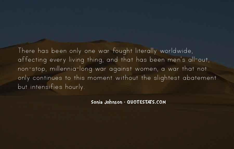 Millennia's Quotes #1643498
