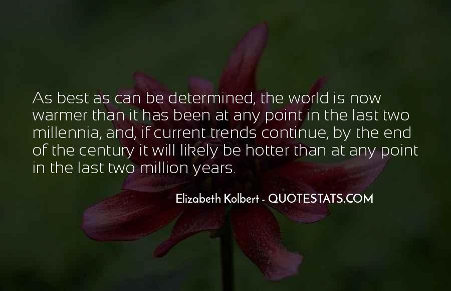 Millennia's Quotes #23470