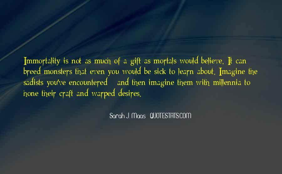 Millennia's Quotes #332763