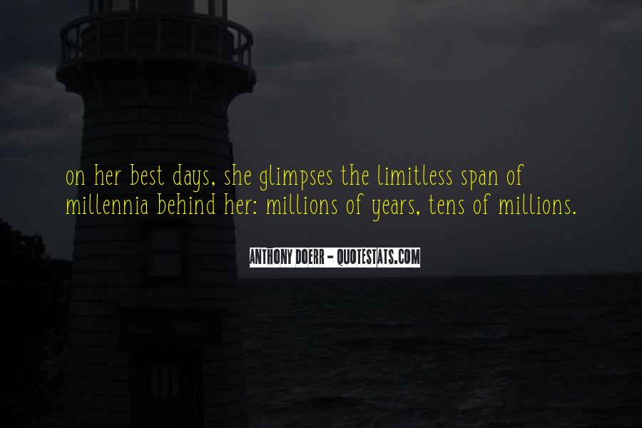 Millennia's Quotes #355849