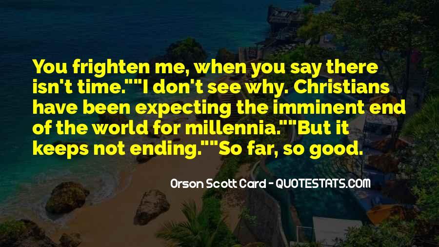Millennia's Quotes #469785
