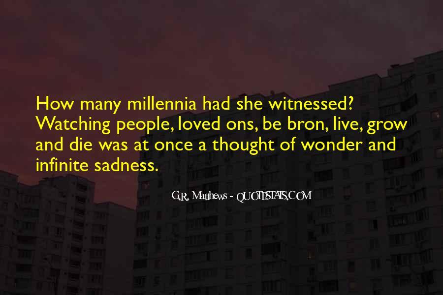 Millennia's Quotes #573159