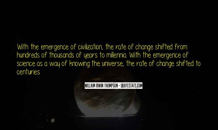 Millennia's Quotes #781955