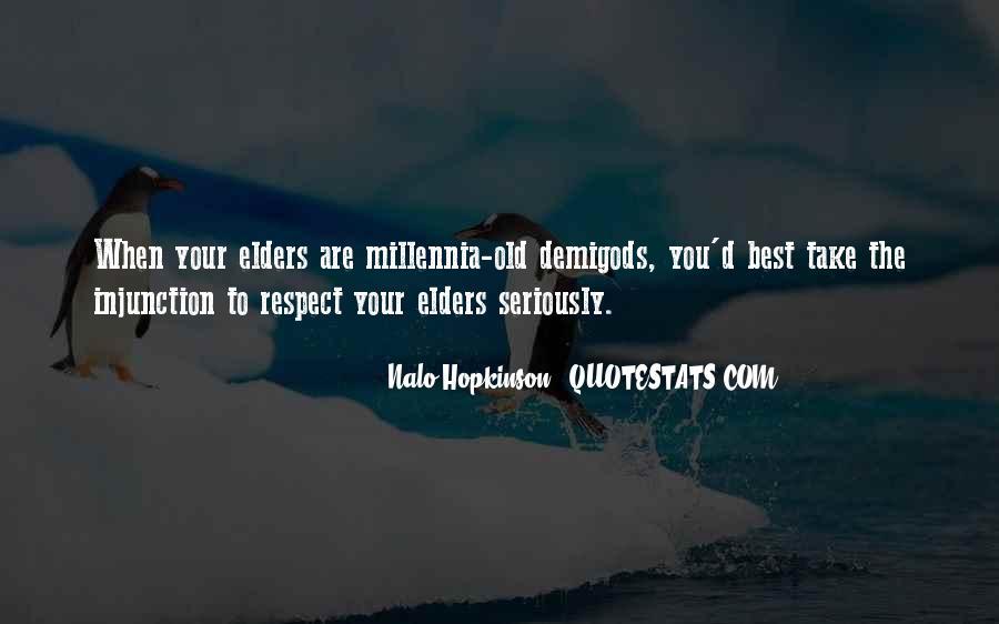 Millennia's Quotes #93414
