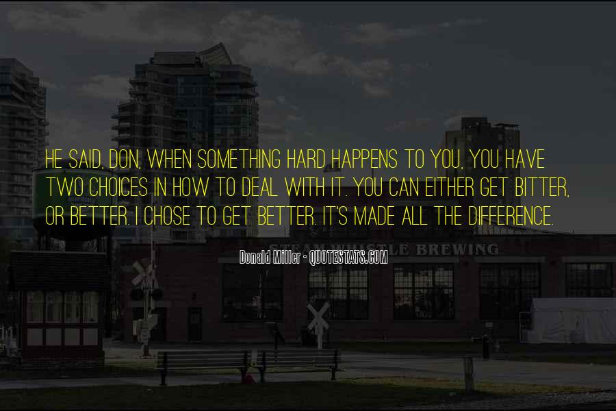 Miller's Quotes #10800