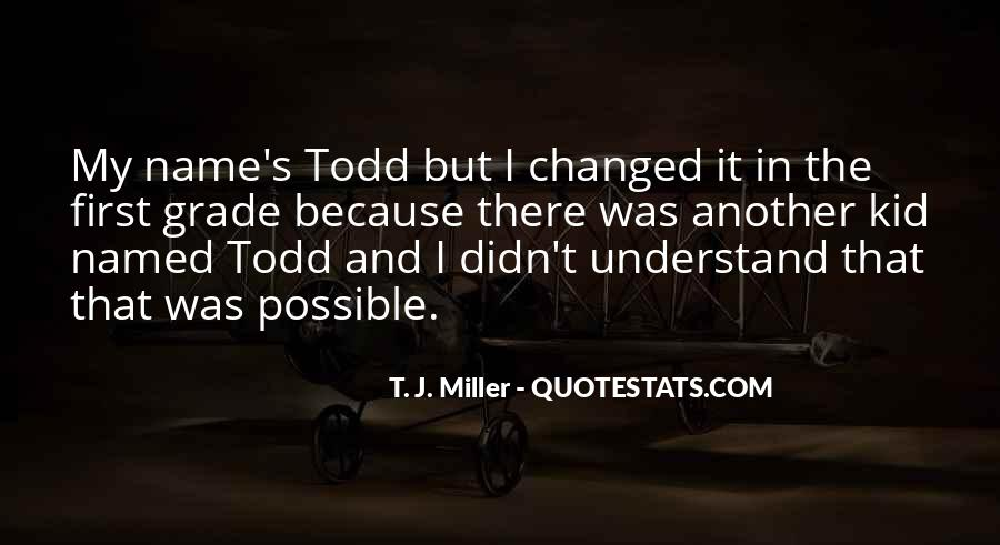 Miller's Quotes #10817