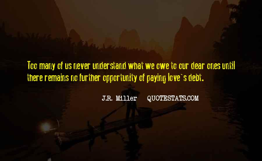 Miller's Quotes #121526