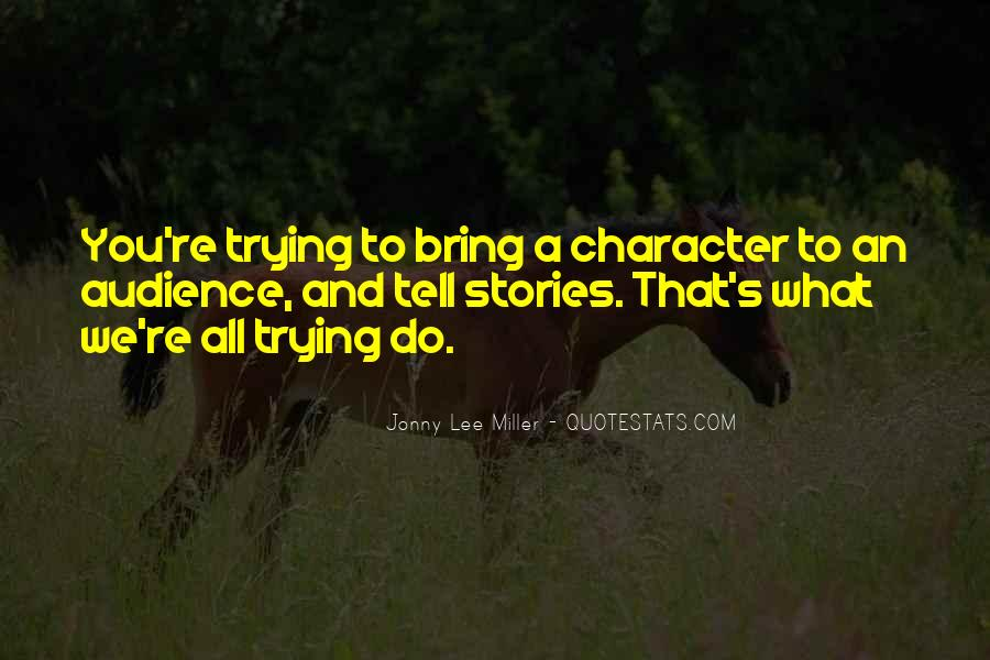 Miller's Quotes #129410