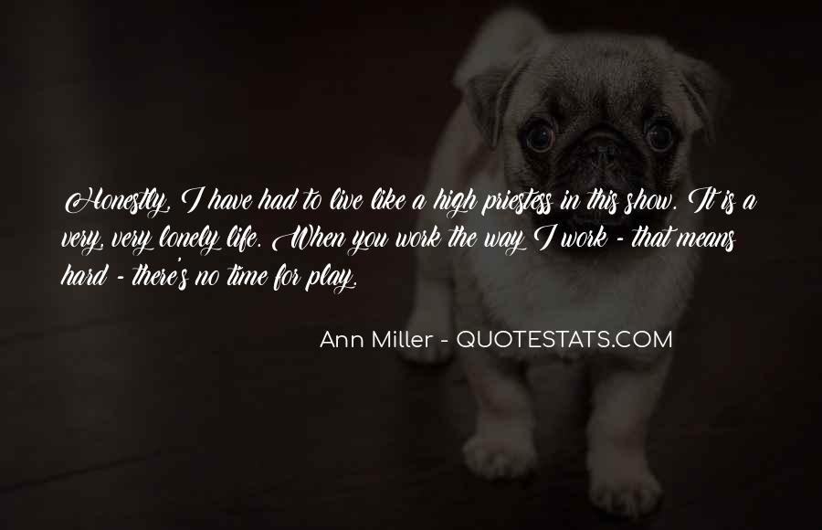 Miller's Quotes #130043