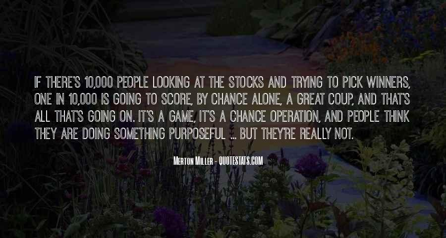Miller's Quotes #130941