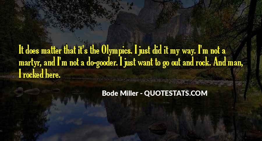 Miller's Quotes #42706