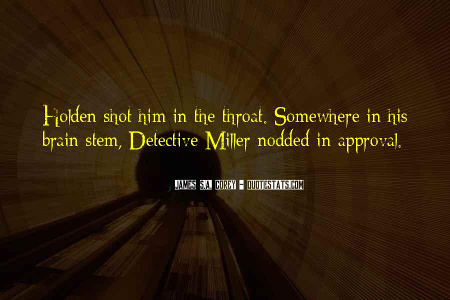 Miller's Quotes #46336