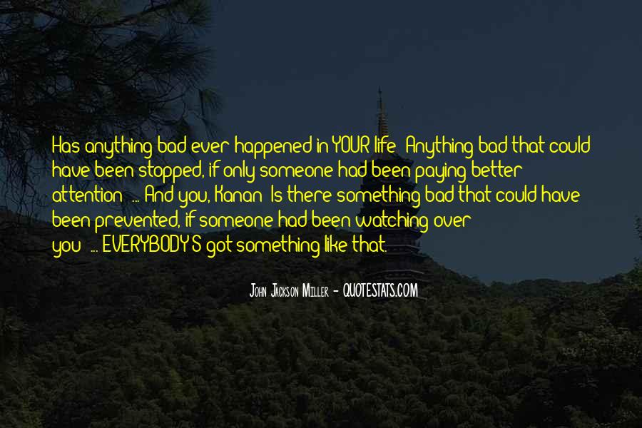 Miller's Quotes #49704