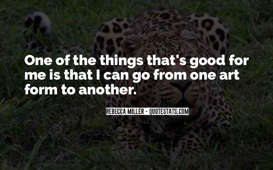Miller's Quotes #54997