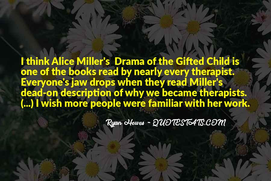 Miller's Quotes #85474