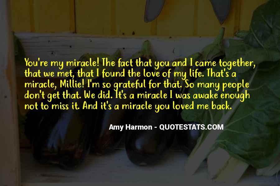 Millie's Quotes #1029407