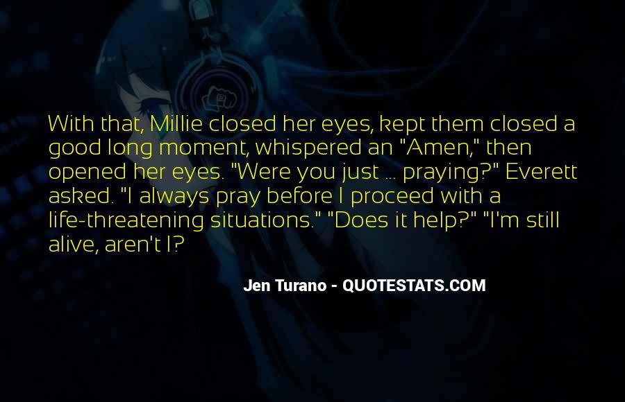 Millie's Quotes #1031723
